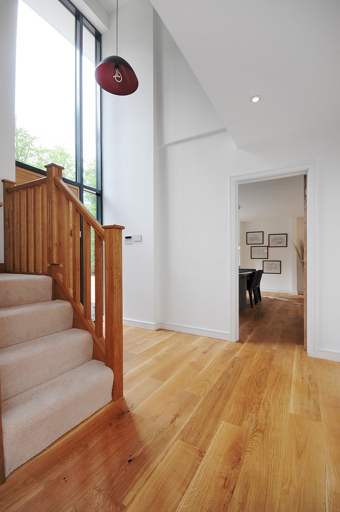 Two Storey Homes Perth: Conversion Of Bungalow To Two Storey House, Hampshire