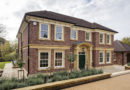 New Georgian 4,500sqft house in Surrey completed for private client