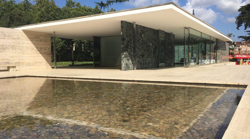 mies van der rohes barcelona pavilion � architectural