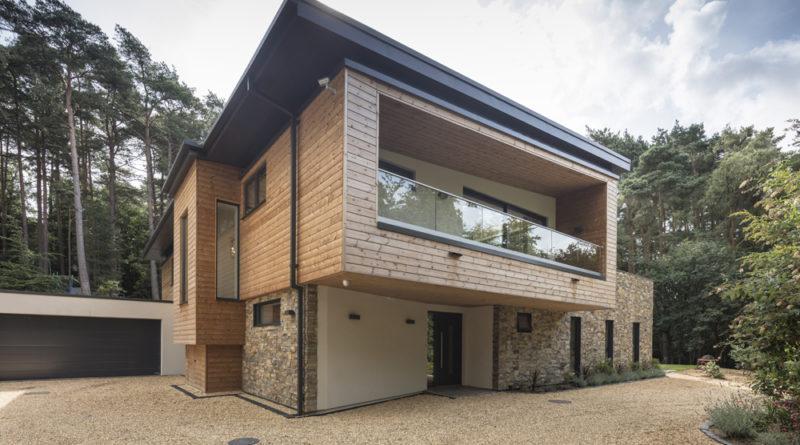 Contemporary Home, Farnham, Surrey