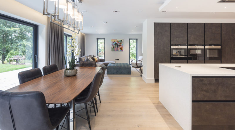 Contemporary Home, Farnham, Surrey