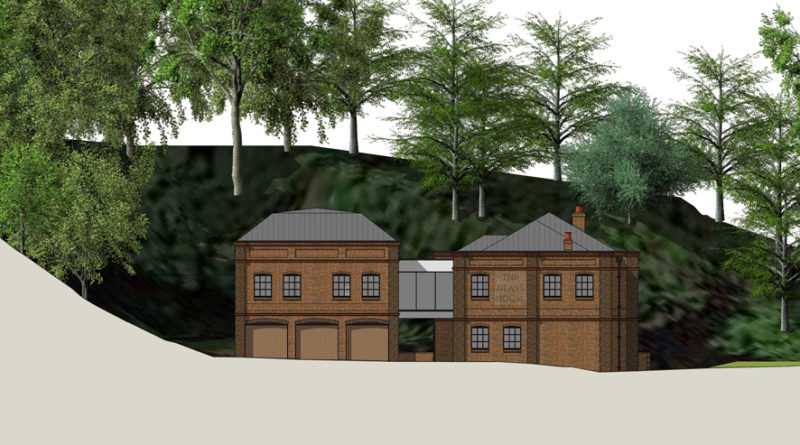 New home near Guildford, Surrey