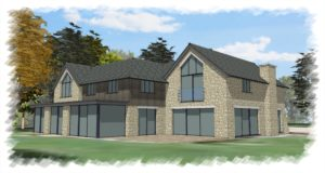 Private Client, Replacement Dwelling, Headley common, Surrey