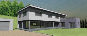 Timberframe dwelling, Cookham, Berks