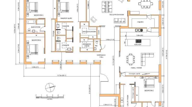 Pavilion scheme, Fleet, Hants