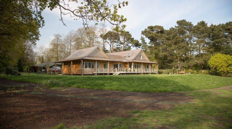 Timberframe home, Bosham Hoe