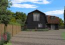 Works start on site for new timber frame home in Surrey