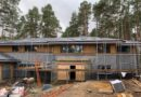 Works progressing on another new Farnham home…